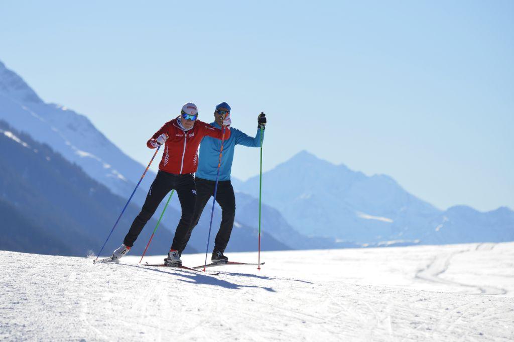 Schweizer Skischule Oberwald